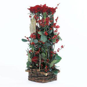 Pour les amoureux des roses rouges