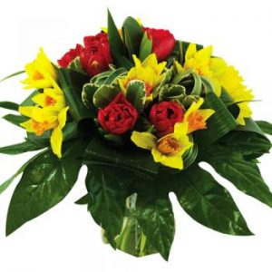 Les fleurs c'est beau partout et avec tout