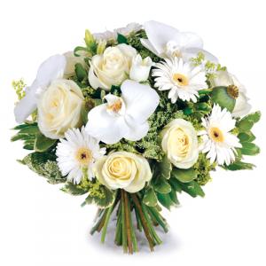 bouquet élégant et distingué