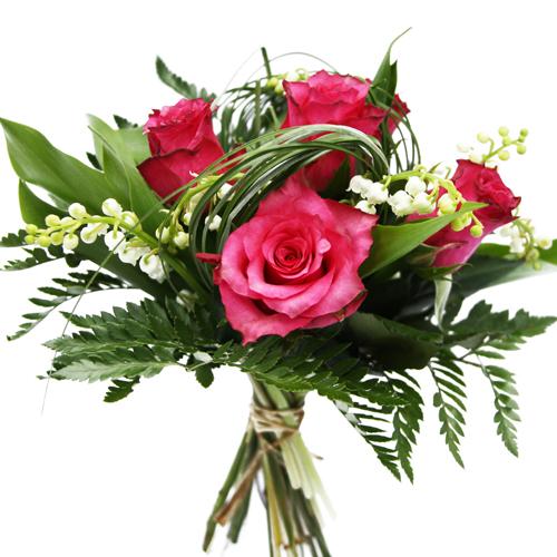 Composition de muguet pour le 1er mai livr nancy for Livraison fleurs nancy