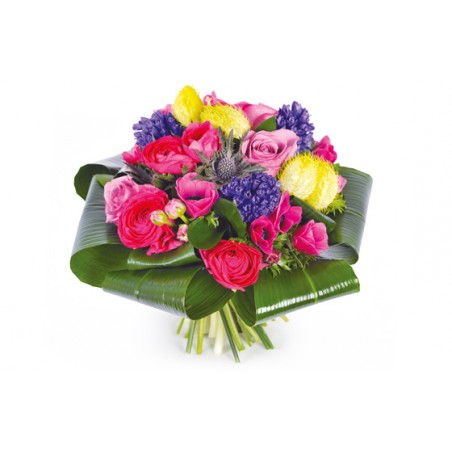 multicolore fleurs