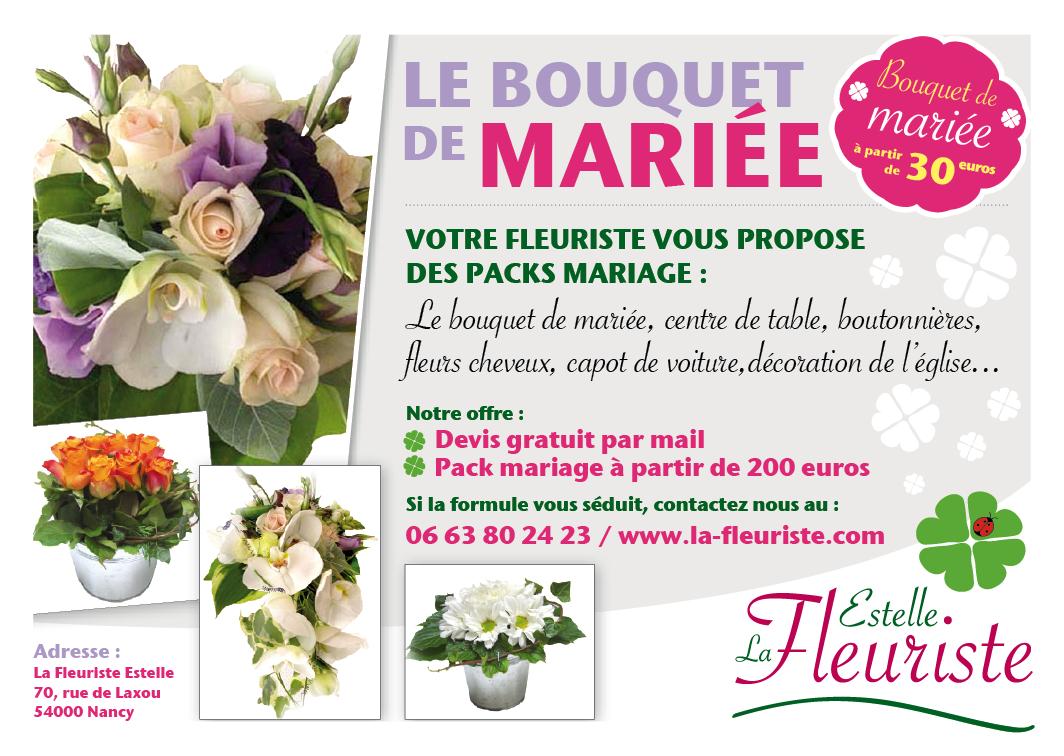 devis fleurs gratuit pour votre mariage