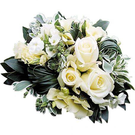 époustouflant bouquet de fleurs blanches livraison gratuite sur nancy et laxou &ZP_64