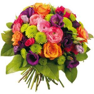 Cadeau fleurs