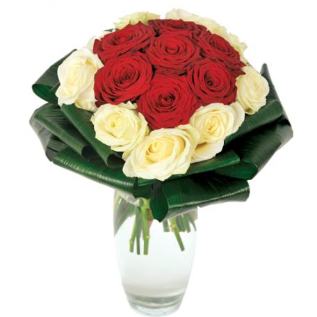 Pensez à offrir des fleurs pour la saint valentin